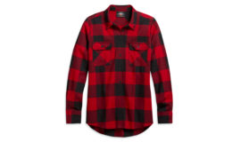 "Harley-Davidson ""SHIRT-WOVEN, RED PLAID"""