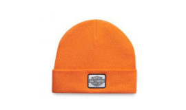 "Harley-Davidson bonnet ""HAT-KNIT ORANGE"""