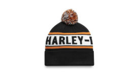 "Harley-Davidson bonnet ""HAT-KNIT BLACK"""