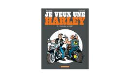 "Harley-Davidson Bande dessinée ""BIENVENUE AU CLUB"""