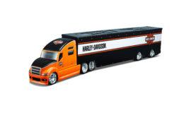 "Harley-Davidson l'emblématique miniature ""TRUCK BAR&SHIELD"" Maisto"