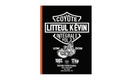 """Harley-Davidson Bande dessinée """"LITTEUL KEVIN"""" vol 2"""
