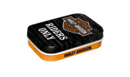 "Harley-Davidson ""MINT BOX RIDERS ONLY"""