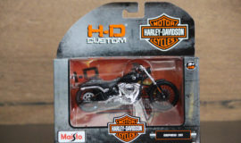 "Harley-Davidson Miniature moto modèle ""BREAKOUT NOIR"" Maisto"