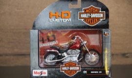 "Harley-Davidson Miniature moto ""FXST SOFTAIL"" Maisto"