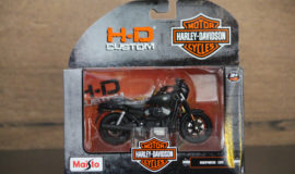 "Harley-Davidson Miniature moto ""1200 XR"" NOIR Maisto"