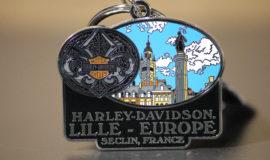 "PORTE-CLEF CONCESSION ""Harley-Davidson Lille-Europe"""