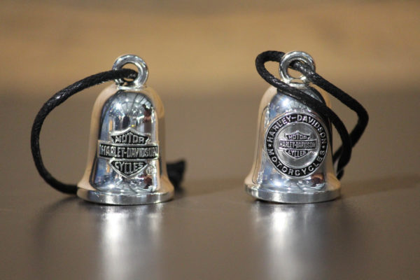 """Harley-Davidson """"Bar&Shield"""" métal Chromé"""